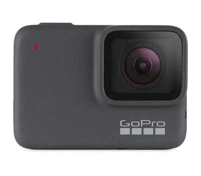 Видеокамера GoPro HERO7 Silver Edition