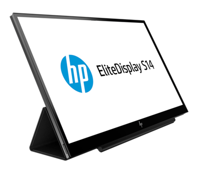 Монитор HP Europe EliteDisplay S14 14''