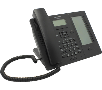 SIP Телефон Panasonic KX-HDV230RUB