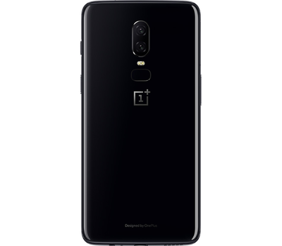 Смартфон OnePlus 6 64GB, Mirror Black