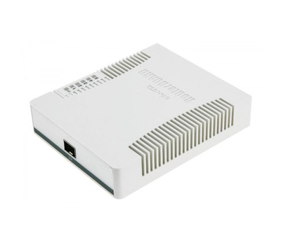 Сетевой коммутатор MikroTik RB260GS RouterBOARD