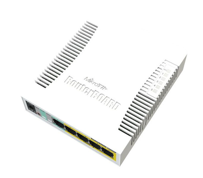 Сетевой коммутатор MikroTik RB260GSP