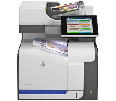 МФУ HP Color LaserJet Enterprise 500 M575f, A4 USB, LAN, ADF, Fax CD645A