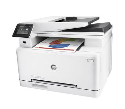 МФУ HP Color LaserJet Pro MFP M477fdn (A4)
