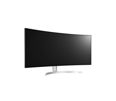 Монитор LG UltraWide 34'' 21:9 UWQHD IPS, Curved 5ms, 2xHDMI White