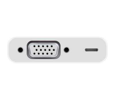 Адаптер Apple Lightning/VGA MD825ZM/A